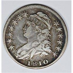 1810 BUST HALF DOLLAR