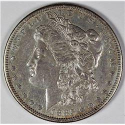 1885-S MORGAN SILVER DOLLAR