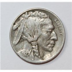 1927-S BUFFALO NICKEL