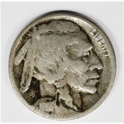 1918/17-D BUFFALO NICKEL