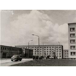 Arno Fischer German Signed Photograph 1963