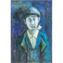 Pablo Picasso Spanish OOC EUGENE VISTOR THAW