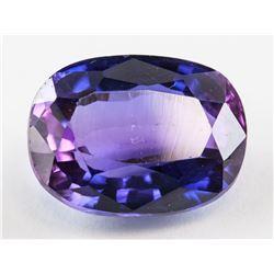 13.70ct Oval Cut Purple Alexandrite Gem GGL Certif