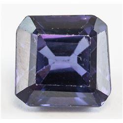 8.20ct Emerald Purple Alexandrite Gem GGL COA