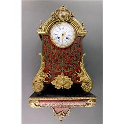19th Century French Jarossay & Cie Clock Working