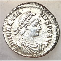Gratian 367-383 AD Silver Siliqua of Treveri