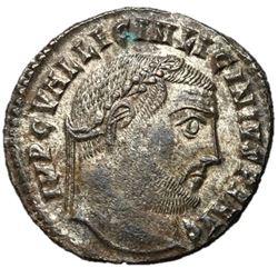Licinius I 308-324 AD Follis of Cyzicus Jupiter