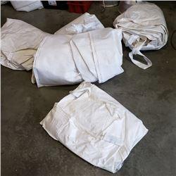 5 BULK LIFTING BAGS