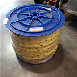 "3/4"" BY 600FT SPOOL OF POLY PRO ROPE"