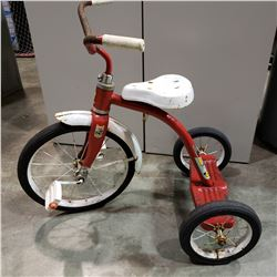 VINTAGE RED PRECISION TRICYCLE