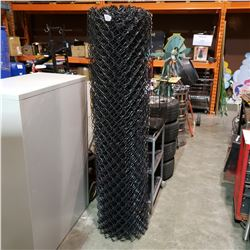6FT TALL ROLL OF CHAIN LINK FENCE