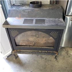 GTI GAS FIREPLACE