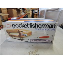POPEILS POCKET FISHERMAN IN BOX