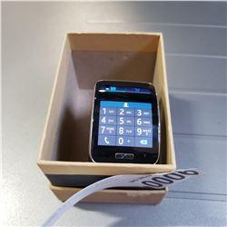 SAMSUNG GALAXY GEAR S SMARTWATCH WITH SIM CARD SLOT