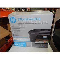 HP OFFICE JET PRO 6978 PROFESSIONAL COLOR PRINTER
