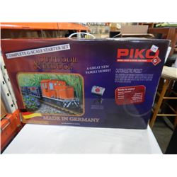 COMPLETE G-SCALE STARTER SET PIKO MIGHTY HAULER SET - RETAIL $399.99