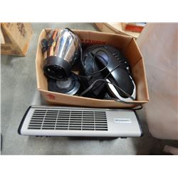 5 SEASONS AIR CLEANER, KEURIG COFFEEMAKER, AND BLENDER