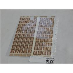 LOT OF HITLER STAMPS