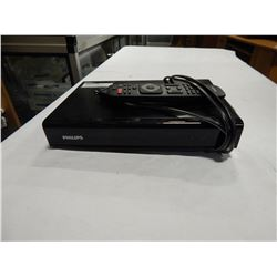 PHILIPS DIGITAL VIDEO RECORDER W/ REMOTE MODEL HDR 5710/F7