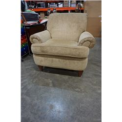SEARS ROLLED ARM CHAIR