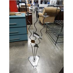 METAL CANDLE STICK