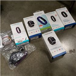 LOT OF FITBITS - NON WORKING CUSTOMER RETURNS