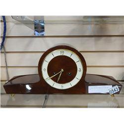 GERMAN MAUTHE MANTLE CLOCK W/ KEY