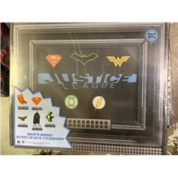 NEW JUSTICE LEAGUE LOOT BOX