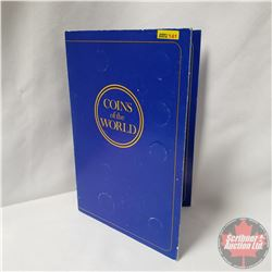 Coins of the World (14 Coins in Card Holder)