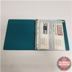 Binder Lot : Canadian Stamp Collection