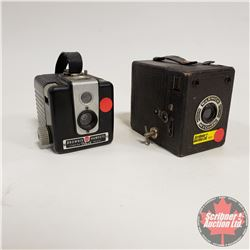 Vintage Cameras (2): Warwick & Brownie