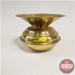 Brass Spittoon