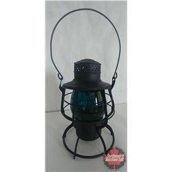 Rare 1908 G&W Railway Switchman Lantern - E.T. Wright & Co Hamilton Ont