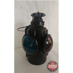 Railway Switch Lantern 4 Lens - CNR