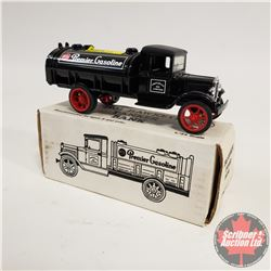 Imperial Premier Gasoline Toy Truck Bank
