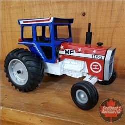 """Toy Tractor: MF 1155 """"Spirit of America"""" (1/16 Scale)"""