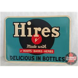 """Hires Rootbeer Sign (27"""" x 18"""") """"Made by Thomas Signs, Ontario"""""""