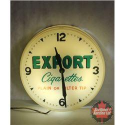 "Export A Clock (15"" Dia) Working"