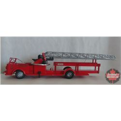 "Model Toys Rossmoyne La France Fire Truck (34"" x 8"")"