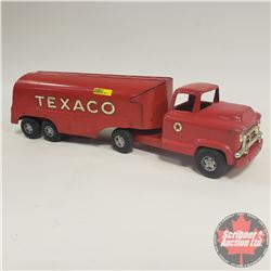 Buddy L Texaco Tanker Truck & Trailer