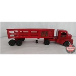 """Structo Freight Truck (18"""" x 4-1/2"""")"""