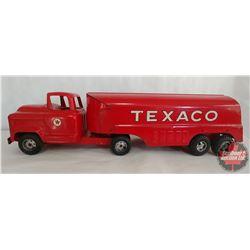 """Buddy L Texaco Tanker Truck (23""""x6"""")"""