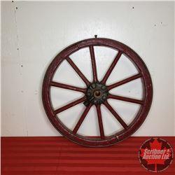 """Wagon Wheel 23""""Dia"""