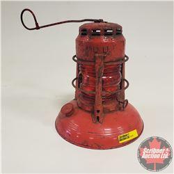 Dietz Red Signal Lantern