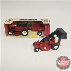 Snapper Lawn  Mower Toy Group (2 Toys ~ 1/12 Scale)