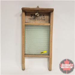 "Pearl Washboard Small 17"" x 9"""