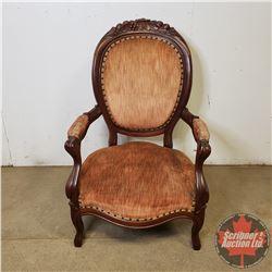 """Boudoir Arm Chair (41"""")"""