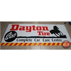 Dayton Tire Sign (8' x 3')