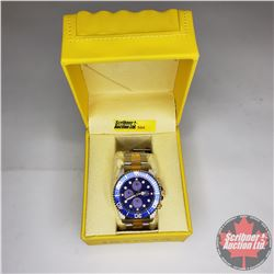 Gentleman's Watch : Invicta Pro Diver Two-Tone Watch