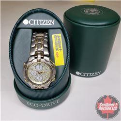 Gentleman's Watch : Citizen Eco-Drive Titanium Watch